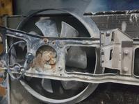 Вентилятор охлаждения рэно сценик 98г за 12 000 тг. в Актобе