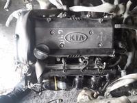 Двигатель на Kia Rio за 360 000 тг. в Алматы