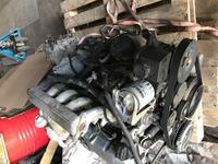Двигатель 602 Мерседес Спринтер на запчасти за 100 тг. в Караганда
