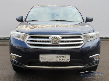 Toyota Highlander 2011 года за 9 690 000 тг. в Нур-Султан (Астана) – фото 2