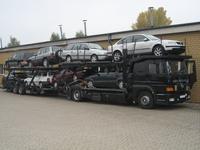 Автовоз. Перевозка автомобилей автовозами в Алматы