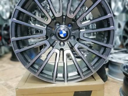 Диски r20 BMW x5, 6 за 240 000 тг. в Алматы – фото 3