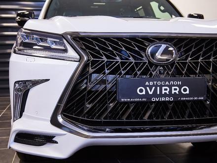 Lexus LX 570 2019 года за 41 961 000 тг. в Самара – фото 10