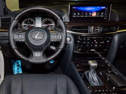 Lexus LX 570 2019 года за 41 961 000 тг. в Самара – фото 12