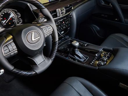 Lexus LX 570 2019 года за 41 961 000 тг. в Самара – фото 14